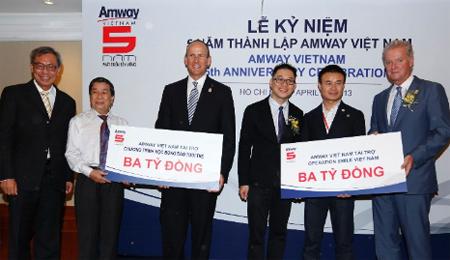 Amway xây dựng nhà máy sản xuất thứ 2 tại Việt Nam