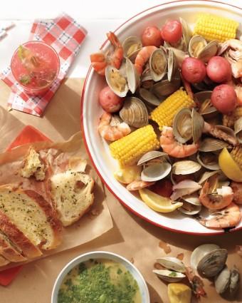 Những món ăn ngon hàng ngày với hải sản