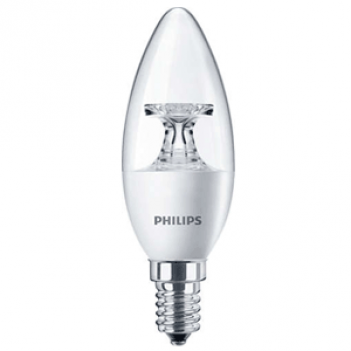 Đèn led Philips MAS LED DT 6-40W E14 CL